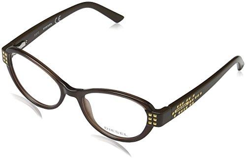 Diesel Damen Sonnenbrille DL5011, Braun (Braun 048), Medium
