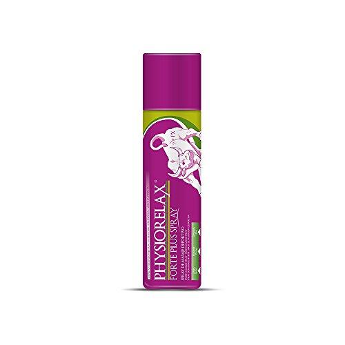 Physiorelax Forte Plus Spray de Masaje para Músculos y Ligamentos - 150 ml