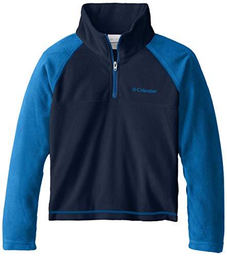 Columbia Glacial Fleece Pullover voor jongens met halve ritssluiting