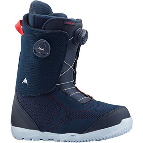 Burton - Boots De Snowboard Swath Boa Blue Homme Bleu - Homme - Taille 42 - Bleu