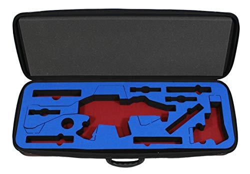 Peak Case CZ Scorpion SBR/PSB Two Pistol Range Case