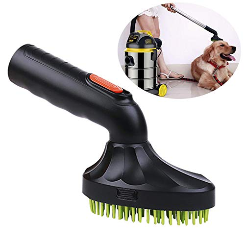 Hond Kat 32mm stofzuigerslang Attachment haarborstels Grooming Huisdieren Tool