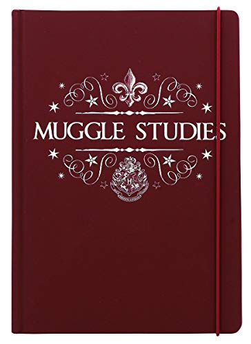 Half Moon Bay Harry Potter Notizbuch Muggle Studies