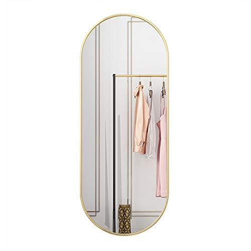 Specchio a Figura Intera Semplice Specchio A Figura Intera Grande Specchio A Parete Montaggio A Casa Specchio Nordic Figura Intera Specchio Ovale Specchio a Figura Intera per Camera da Letto