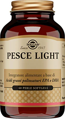Solgar Pesce Light - 200 Ml