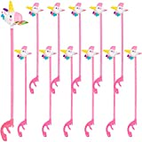 """Assorted Plastic Unicorn Grabber - 20"""", 1 Dozen, Novelty, Kids Toy, Hand Extender, Gift Shop Item, Mobility Aid, School Rewards, Party Supply (Assortments May Vary)"""