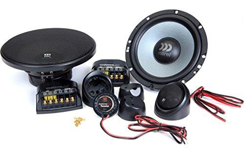 Morel MMAXU602 Ultra Kit de 2 vías 16,5 cm 165 mm 90 W altavoces coche