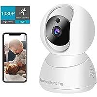 Homenhancing 1080P Home Wireless Camera