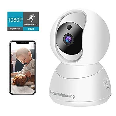 1080P Wireless Dog Camera Home