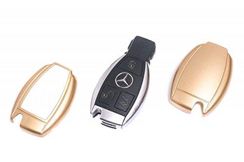 Key Cover Schlüssel Hülle Abdeckung Gold