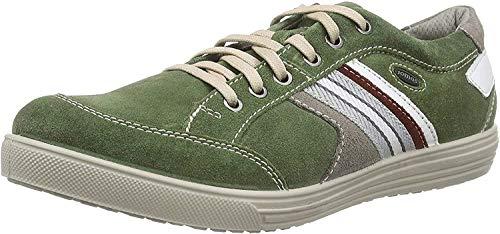 Jomos Herren Ariva Sneakers, Mehrfarbig (grün/Platin 7002), 46 EU