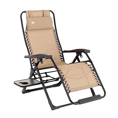 KaiKai Sedia Dondolo reclinabile Reclining Gamba Posteriore reclinabile Pieghevole
