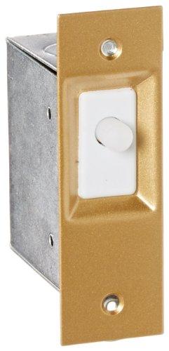 Electric Door Switch, Light ON When Open, 125/250VAC, 1-1/4' Width, 3-7/8' Height, 2' Depth
