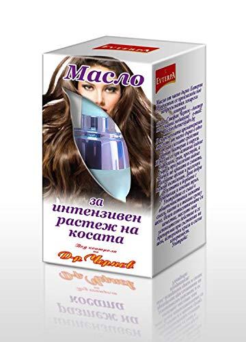 Huile d'Evterpa pour une pousse intensive des cheveux 40ml