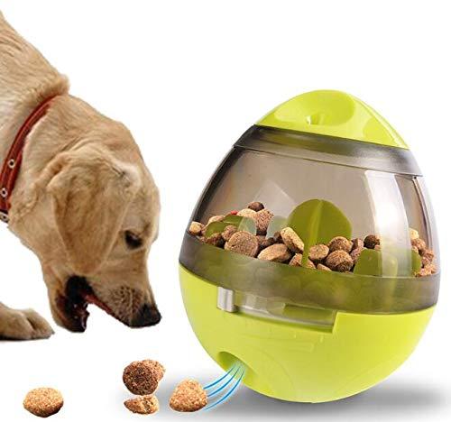 Infiniment Grand Centre de Home Decor 1 pcs Jouet Chien Chien Gobelet de Nourriture pour Animal Domestique Manger Sport d'entraînement Exercice Amusant Bol