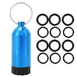 SolUptanisu Mini Bottiglia di Protoxide con Portachiavi Serbatoio da Immersione Portatile ...