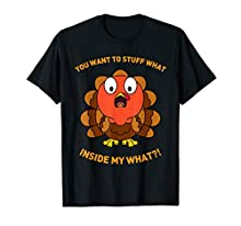 Funny Thanksgiving Turkey with cute design tee perfect to wear for the family gathering, cooking and during a feast with family and friends to watch football and to be grateful thankful and blessed this holiday. Anime Manga style kawaii Chibi art. A ...