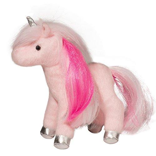 Douglas Ava Pink Mini Unicorn Plush Stuffed Animal -  Cuddle Toys, 1502