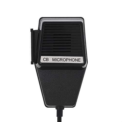 Altavoz de Radio CB, micrófono CB con cancelación de Ruido de 4 Pines, Flexible para Talkie PR240