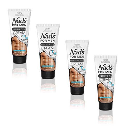 Nad S For Men Hair Removal Cream 6 8 Oz 4 Buy Online In