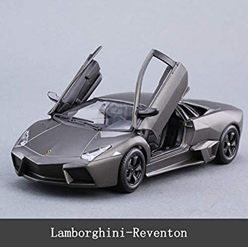Kanmeipp Lamborghini Simulation Alloy voiture Model Crafts Decoration Collection Toys H