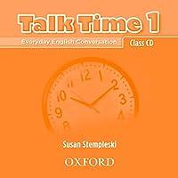 Talk Time 1: Everyday English Conversation