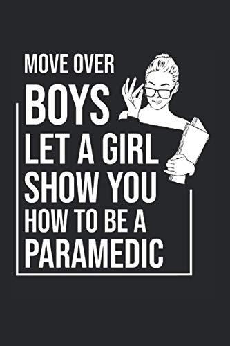 Move Over Boys Let A Girl Show You How To Be A Paramedic: Krankenhaus Tagesplaner Für Krankenpfleger Mit Herz. Notizheft Leer Zum Eintragen Und ... Und Ausfüllen Für Krankenpflegerin