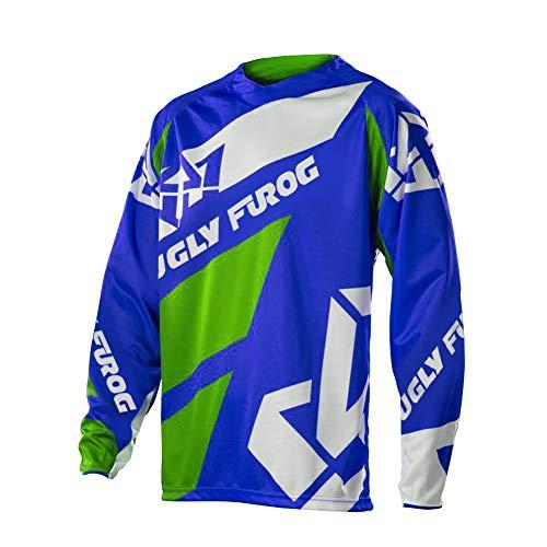 Uglyfrog Downhill Abbigliamento Mountain Bike Uomo Maglia Lunga MTB Endura off-Road Moto Jersey Asciugatura Veloce SJFH01