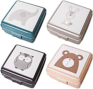 Codil Boîte à goûter Multibox Vectorielles, Multicolore, Taille Unique
