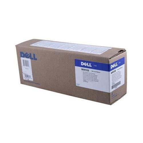 Dell MW558 OEM Toner - 1720 1720DN High Yield Use and Return Toner (OEM# 310-8700 310-8707) (6000 Yield)