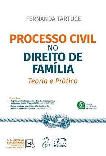 Processo Civil no Direito de Família - Teoria e Prática
