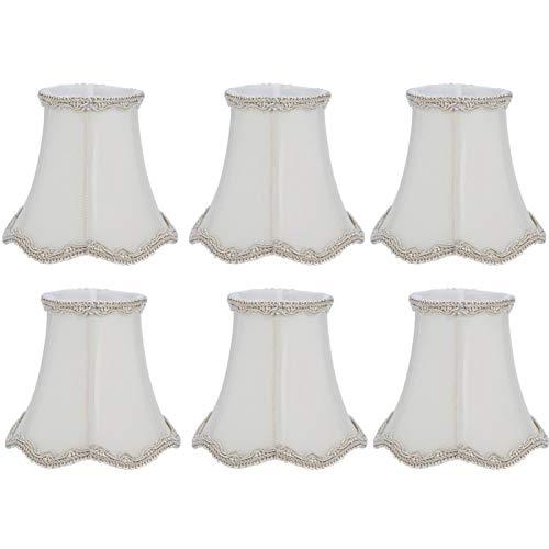 Asixxsix Pantalla, Pantalla para lámpara de Pared, Hotel antienvejecimiento Duradero para Dormitorio de Estudio Hall