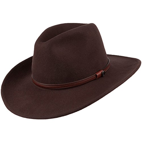 Jaxon & James Chapeau de Cowboy Sedona Marron Large