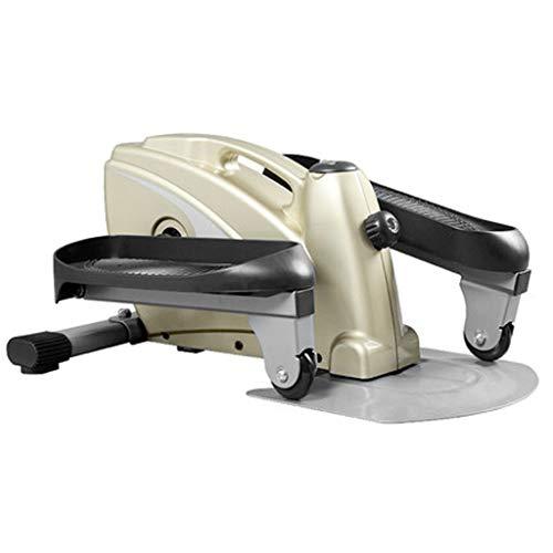 T-Day Stepper Máquinas de Step Aguante Movimiento Escritorio Magnética Elíptica, Ajustable Ejercicio Paso a Paso, Gimnasio en casa Equipo de Entrenamiento