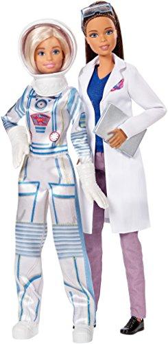 Barbie Carrière Astronaute Scientifique Spatiale Espace - 1