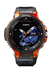 Casio Pro Trek Casio WSD-F30 Touchscreen Outdoor Smart Watch - indestructible, shockproof, tough and the most durable smartwatch