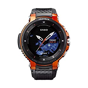 Fashion Shopping Casio Pro Trek Touchscreen Outdoor Smart Watch Resin Strap
