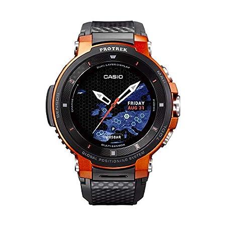 Fashion Shopping Casio Pro Trek Touchscreen Outdoor Smart Watch Resin Strap