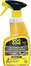 Goo Gone Automotive - Cleans Auto Interiors, Auto Bodies and Rims, Removes Bugs & Stickers - 12 Fl. Oz.