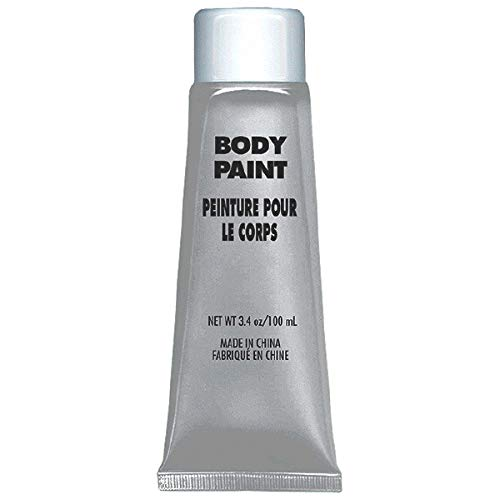 Price comparison product image Amscan Body Paint,  Party Accessory,  Silver