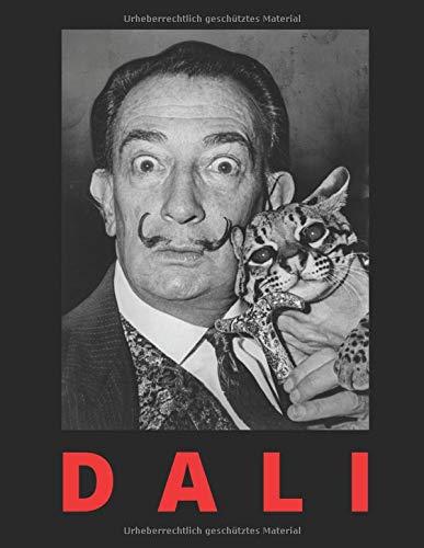 Dali: Das Notizbuch des Künstlers mit Salvador Dali auf dem Einband