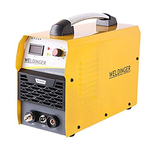 Aktionsset WELDINGER Plasmaschneider PS 52 + Verschleißteileset CUTSet 1 37-tlg. - 4