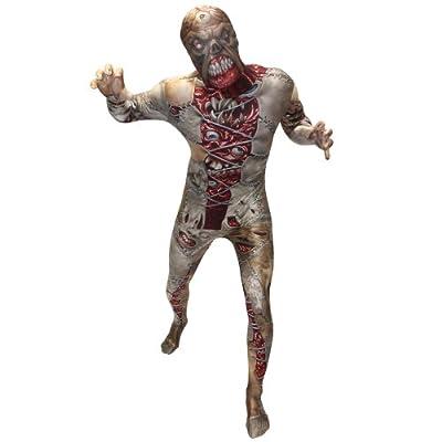 Morphsuits Men's Monster Facelift Skinsuit, XX-Large