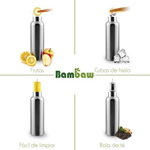 Bambaw Frascos térmicos para bebida