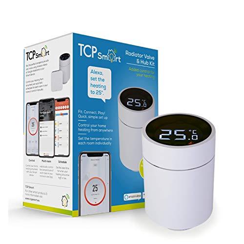 TCP Válvula termostática inteligente del radiador