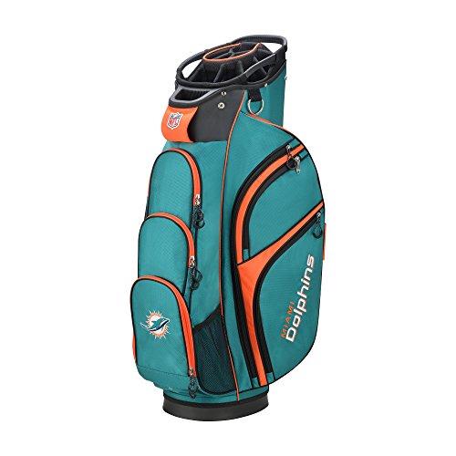Wilson NFL Dolphins Golf Cart Bag