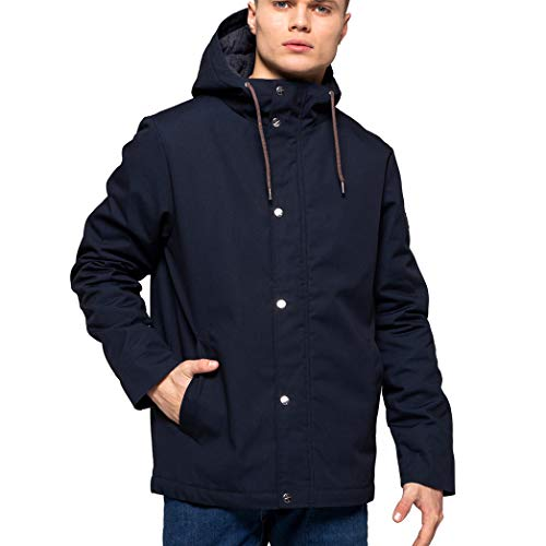 Revolution (RVLT) Men JACKET HEAVY Jacke, Blue (Navy), L
