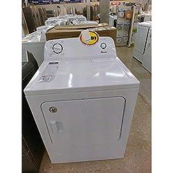 cheap 7.0 cc ft.Gas dryer – white