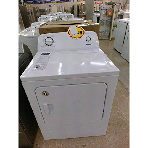 Amana Top-Load Gas Dryer