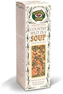 Buckeye Beans Country Split Pea Soup - 14 Ounces